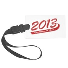 The Class with Class Luggage Tag