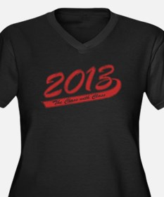 The Class with Class Plus Size T-Shirt