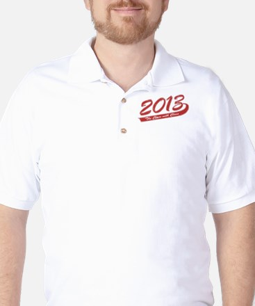 The Class with Class Golf Shirt