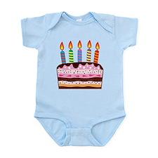 Birthday Cake Body Suit