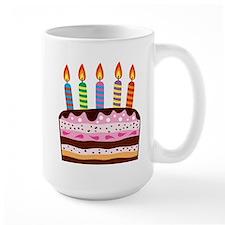 Birthday Cake Mug