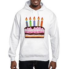 Birthday Cake Hoodie