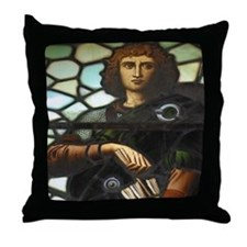 """""""Wallace Monument Stained Glass"""" Decorative Pillow"""