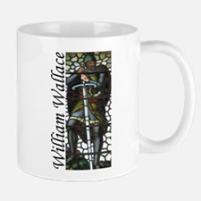 """William Wallace Stained Glass"" Mug"
