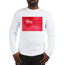 Dalai Lama Quote: Be kind. Long Sleeve T-Shirt