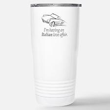I'm having an Italian Love Affair Travel Mug