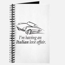 I'm having an Italian Love Affair Journal