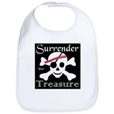 Surrender Your Treasure Bib