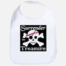 Surrender Your Treasure Bib