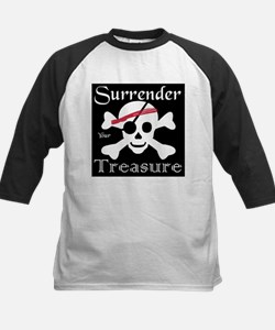 Surrender Your Treasure Kids Baseball Jersey