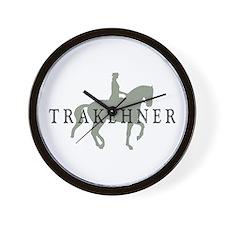 Piaffe - Trakehner Wall Clock