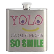 SMILEY YOLO Flask