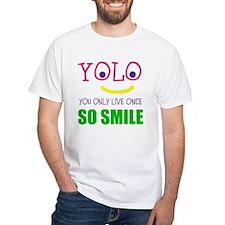 SMILEY YOLO T-Shirt