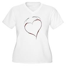 Heart with Horns T-Shirt