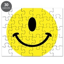 Cyclops Smiley Face Puzzle