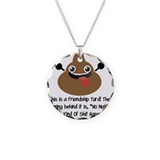 Friendship Turd Necklace