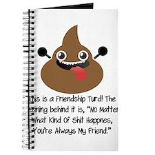 Friendship Turd Journal