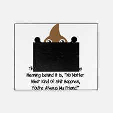 Friendship Turd Picture Frame