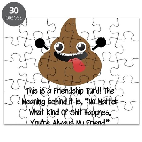 Friendship Turd Puzzle