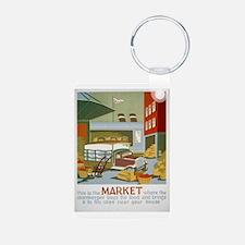 Market Keychains