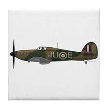 Hawker Hurricane Tile Coaster