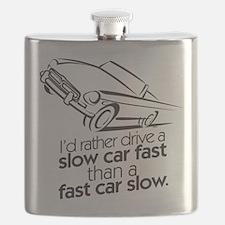 drive a slow car fast Flask
