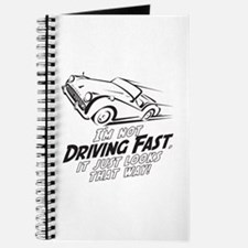 I'm not Driving Fast -B- Journal
