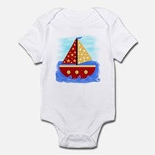 Sailing, Sailing Infant Body Suit