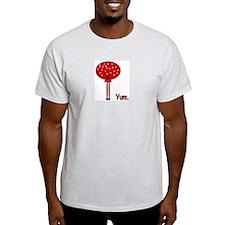 DEREK Ash Grey T-Shirt