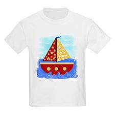 Sailing, Sailing Kids T-Shirt
