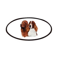 Irish Setters Patches