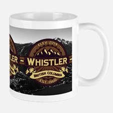 Whistler Sepia Mug