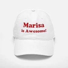 Marisa is Awesome Baseball Baseball Cap