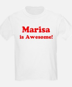 Marisa is Awesome Kids T-Shirt