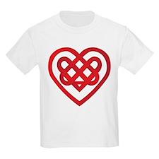 Celtic Knot Valentine Irish T-Shirt