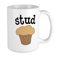 Stud Muffin Funny Valentines Day Gift Mug