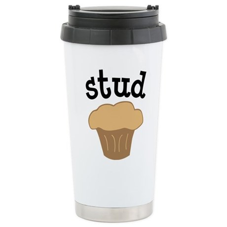 Stud Muffin Funny Valentines Day Gift Stainless St