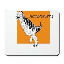 Carnotaurus Mousepad