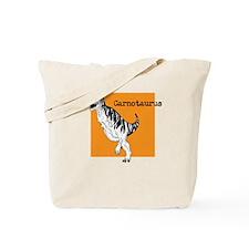Carnotaurus Tote Bag