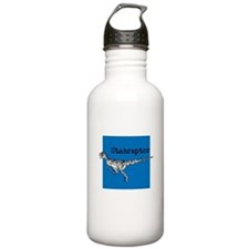 Utahraptor Water Bottle