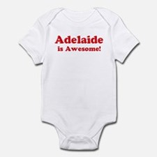 Adelaide is Awesome Infant Bodysuit