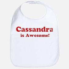 Cassandra is Awesome Bib