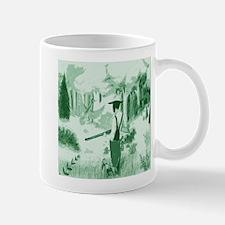 goin hunting green version Mug