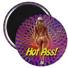 Hot Ass! Magnet