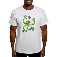 Funny Valentine Dan... T-Shirt