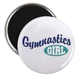 Gymnastics Girl Magnet