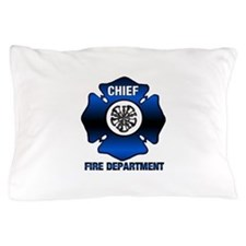 Fire Chief Pillow Case