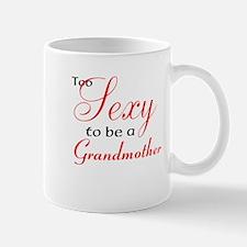 Sexy Grandmother Mug