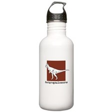 Pachycephalosaurus Water Bottle