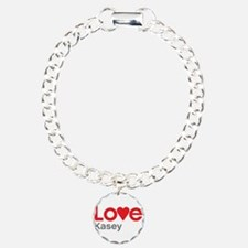 I Love Kasey Bracelet